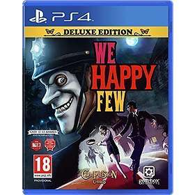 We Happy Few - Deluxe Edition (PS4)