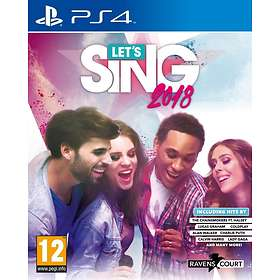 Let's Sing 2018 (incl. 2 Microphones) (PS4)
