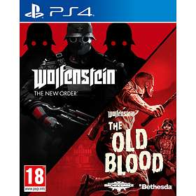 Wolfenstein: The Two-Pack (PS4)