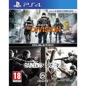 Tom Clancy's The Division + Rainbow Six Siege - Double Pack (PS4)