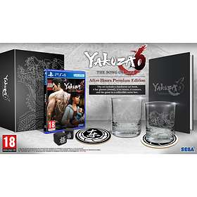 Yakuza 6: The Song of Life - After Hours Premium Edition (PS4)