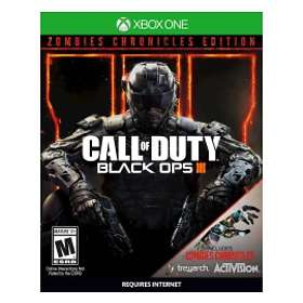 Call of Duty: Black Ops III: Zombies Chronicles (Xbox One)
