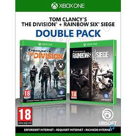 Tom Clancy's The Division + Rainbow Six Siege - Double Pack (Xbox One)