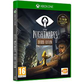 Little Nightmares - Deluxe Edition (Xbox One)