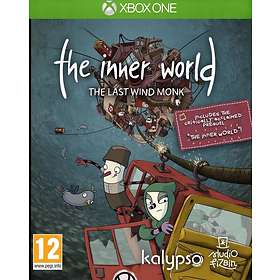 The Inner World: The Last Wind Monk (Xbox One)