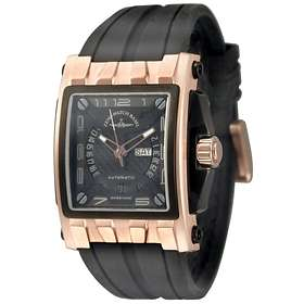 Zeno-Watch Mistery Rectangular Automatic 4239-RBG-i1