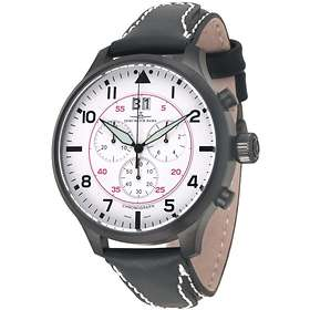 Zeno-Watch Super Oversized Chrono Big Date Navigator 6221N-8040Q-bk-a2