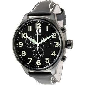 Zeno-Watch Super Oversized Chrono Big Date 6221-8040Q-bk-a1