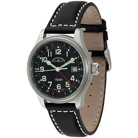 Zeno-Watch NC Pilot GMT 9563-a1