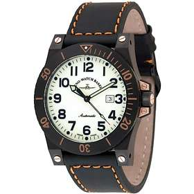Zeno-Watch Muscle Lumi Automatic 8095-bk-s9