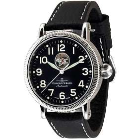 Zeno-Watch Nostalgia XL Open Heart 88073U-a1