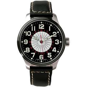 Zeno-Watch OS Pilot World 8563WT-b1