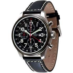Zeno-Watch OS Pilot Chronograph GMT Limited Edition 8753TVDGMT-a1