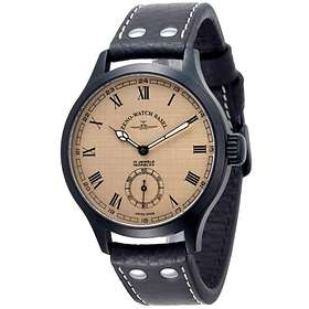 Zeno-Watch OS Retro Winder Roma 8558-6-bk-i6-rom