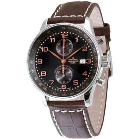 Zeno-Watch X-Large Retro Chronograph Bicompax P557BVD-c1