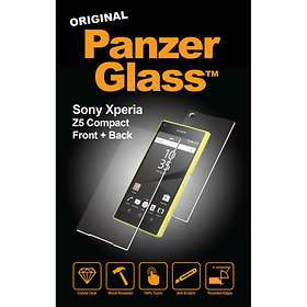 PanzerGlass Front and Back Protector for Sony Xperia Z5 Compact