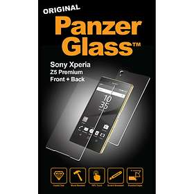 PanzerGlass Front and Back Protector for Sony Xperia Z5 Premium