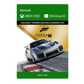 Forza Motorsport 7 - Ultimate Edition (PC)