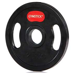 Gymstick Rubber Weight Plate 2,5kg