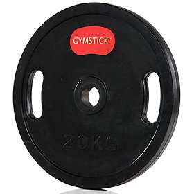 Gymstick Rubber Weight Plate 20kg