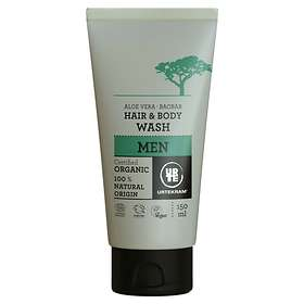 Urtekram Men Aloe Vera Baobab Hair & Body Wash 150ml