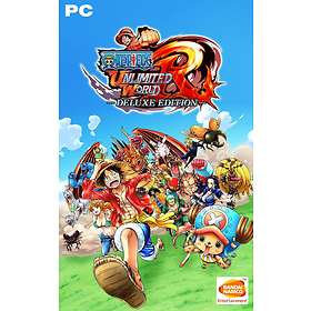 One Piece: Unlimited World Red - Deluxe Edition (PC)