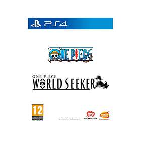 One Piece: Unlimited World Red (PS4)