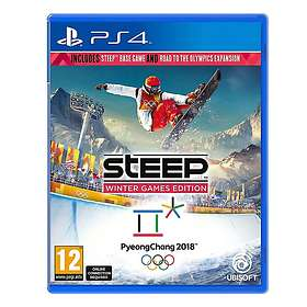 Steep: Road to the Olympics (PS4)