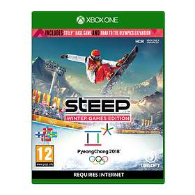 Steep: Winter Games Edition (Xbox One)