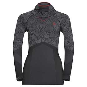 Odlo Blackcomb Evolution LS Shirt W/Facemask (Dam)