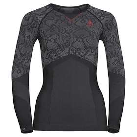 Odlo Blackcomb Evolution LS Shirt Crew Neck (Dam)