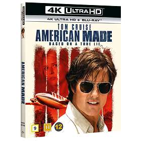 American Made (UHD+BD)