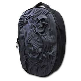Spiral Death Re-Ripped Back Pack