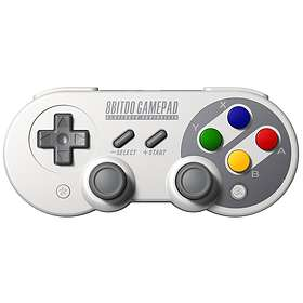 8Bitdo Tech SFC30 Pro GamePad (PC/iOS/Android/Switch)