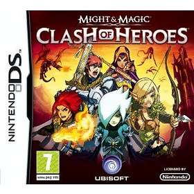 Might and Magic: Clash of Heroes (DS)