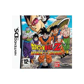 Dragon Ball Z: Attack of the Saiyans (DS)