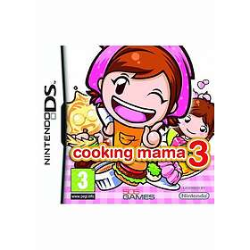 Cooking Mama 3 (DS)