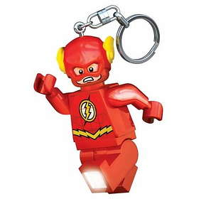 LEGO DC Universe The Flash Key Chain