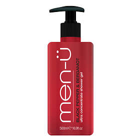 men-ü Shower Gel 500ml