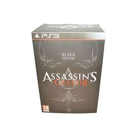 Assassin's Creed II - Black Edition (PS3)