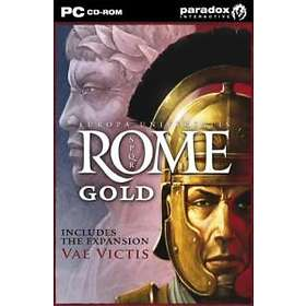 Europa Universalis: Rome - Gold Edition (PC)