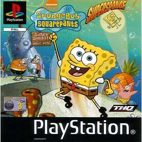 SpongeBob Squarepants: SuperSponge (PS1)