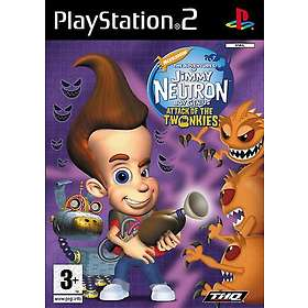 The Adventures of Jimmy Neutron, Boy Genius: Attack of the Twonkies (PS2)
