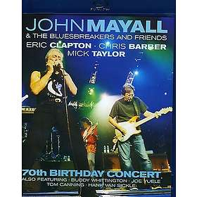 John Mayall & The Bluesbreakers and Friends - 70th Birthday Concert (US)