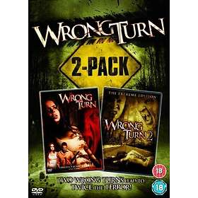Wrong Turn - 2-Pack