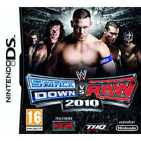 WWE SmackDown! vs. Raw 2010 (DS)