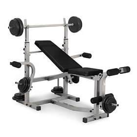 InSportLine Workout Adjust Bench