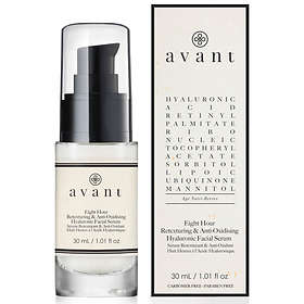 Avant Skincare 8-Hour Anti-Oxidizing & Retexturing Hyaluronic Facial Serum 30ml