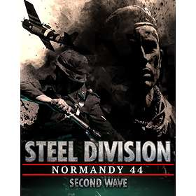 Steel Division: Normandy 44: Second Wave (Expansion) (PC)
