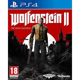 Wolfenstein II: The New Colossus - The Freedom Chronicles Season Pass (PS4)